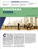 Coface Panorama on China Paiement default