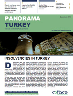 Coface Panorama Turkey Insolvencies